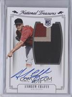 Rookie Material Signatures - Andrew Chafin /38