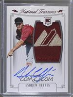 Rookie Material Signatures - Andrew Chafin /1