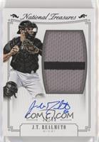 Rookie Material Signatures Silver - J.T. Realmuto #/99