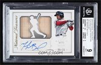 Mookie Betts [BGS 9 MINT] #/15