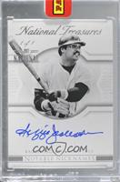 Reggie Jackson [Uncirculated] #/1