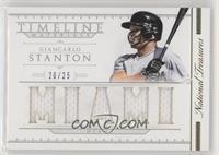 Giancarlo Stanton /25