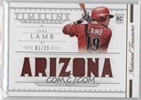 Jake Lamb /25