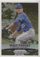 Matt Harvey #/199