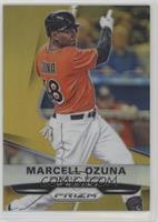 Marcell Ozuna #/10