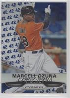 Marcell Ozuna #/42