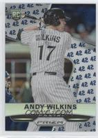 Andy Wilkins /42