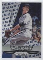 Tim Lincecum #/42