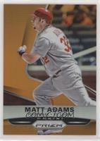 Matt Adams [EX to NM] #/60