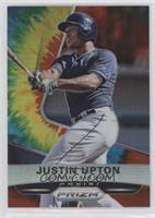 Justin Upton #20/50