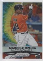 Marcell Ozuna #/50