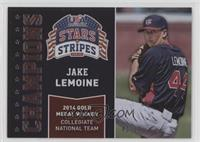 Jake Lemoine [Noted] #/99
