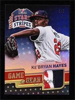 Ke'Bryan Hayes #3/5