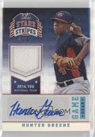 Hunter Greene #/25