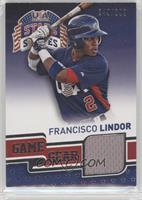 Francisco Lindor #/299
