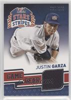 Justin Garza #/299