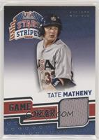 Tate Matheny /299
