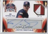Justus Sheffield /25