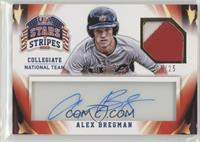 Alex Bregman /25
