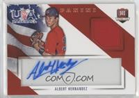 Albert Hernandez #/50