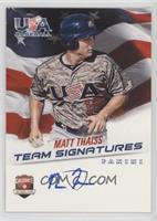 Matt Thaiss #/399