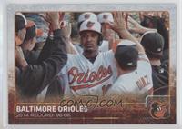 Baltimore Orioles Team #/179