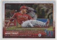 Mike Trout #/179