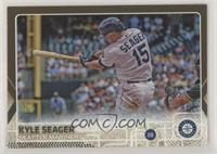 Kyle Seager #/2,015