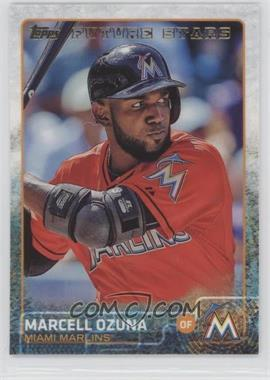 2015 Topps - [Base] - Limited #370 - Marcell Ozuna