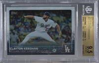 Clayton Kershaw [BGS 9.5 GEM MINT]