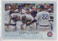 Chicago Cubs Team [EXtoNM] #/99