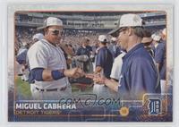 Miguel Cabrera (Wearing Sunglasses)