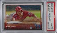 Mike Trout (Sliding) [PSA 10 GEM MT]