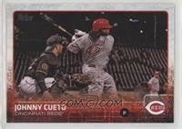 Johnny Cueto (Batting)