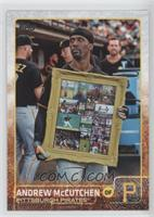 Andrew McCutchen (Holding Framed Picture)