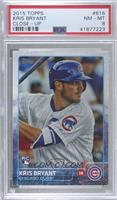 Kris Bryant (Batting) [PSA 8 NM‑MT]
