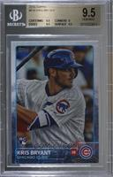 Kris Bryant (Batting) [BGS 9.5 GEM MINT]
