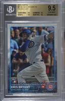 Kris Bryant (Swing Through) [BGS 9.5 GEM MINT]