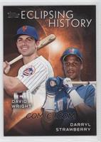 Darryl Strawberry, David Wright