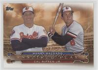 Manny Machado , Cal Ripken Jr.