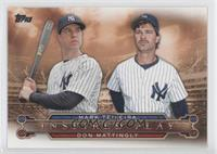 Don Mattingly , Mark Teixeira