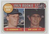 Ed Herrmann, Dan Lazar
