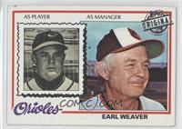 Earl Weaver [GoodtoVG‑EX]