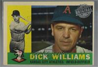 Dick Williams [Good to VG‑EX]