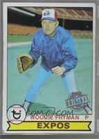 Woodie Fryman [Poor]