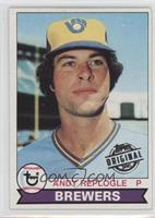 Andy Replogle [Good to VG‑EX]