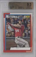 Bryce Harper (No Name on Front) [BGS 9.5 GEM MINT]
