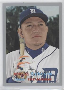 2015 Topps Archives - [Base] - Silver #100 - Miguel Cabrera /199