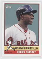 Short Print - Rusney Castillo
