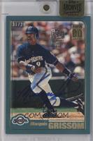 Marquis Grissom (2001 Topps) [BuyBack] #/29
